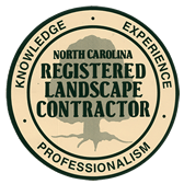 North Carolina Landscape Contractor Logo